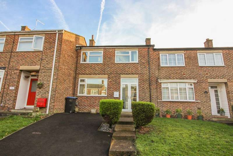 3 Bedrooms Terraced House for sale in Willowfield, HARLOW, CM18
