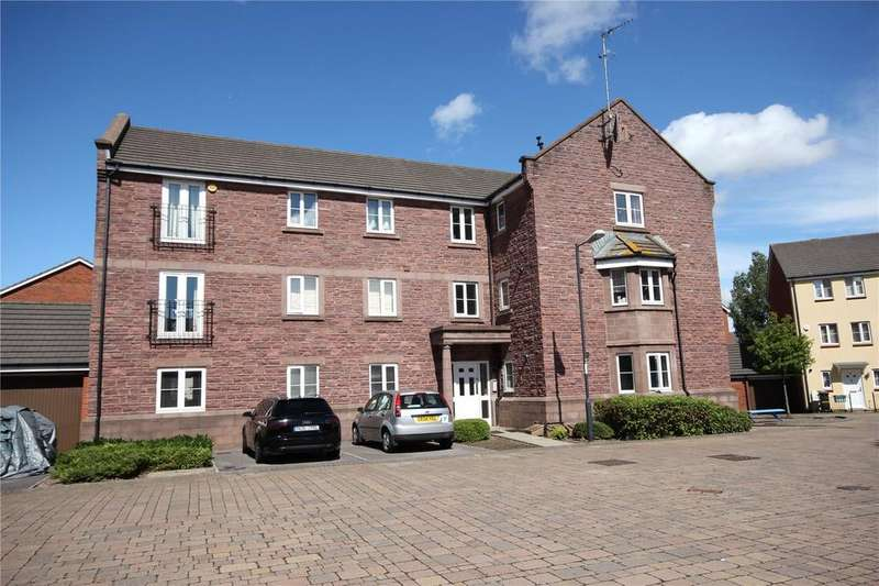 2 Bedrooms Apartment Flat for sale in Shakespeare Avenue, Horfield, Bristol, BS7