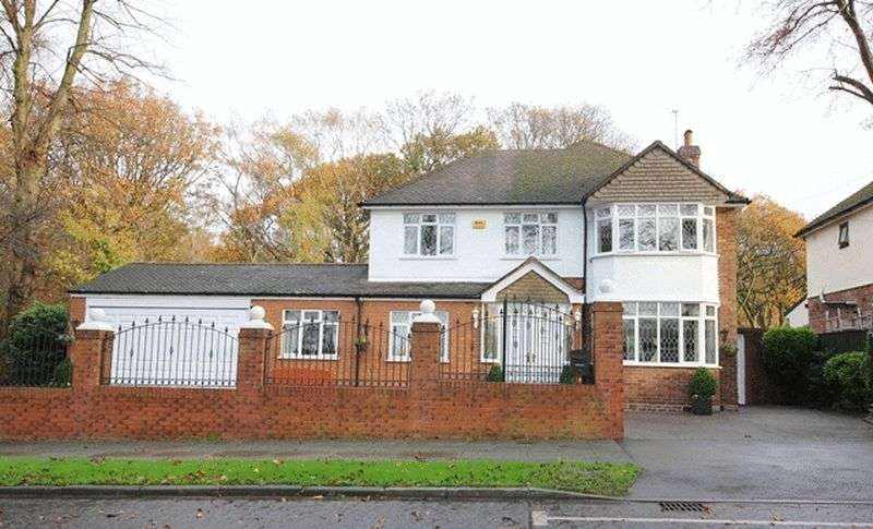 4 Bedrooms Property for sale in Woolton Hill Road, Woolton, Liverpool, L25