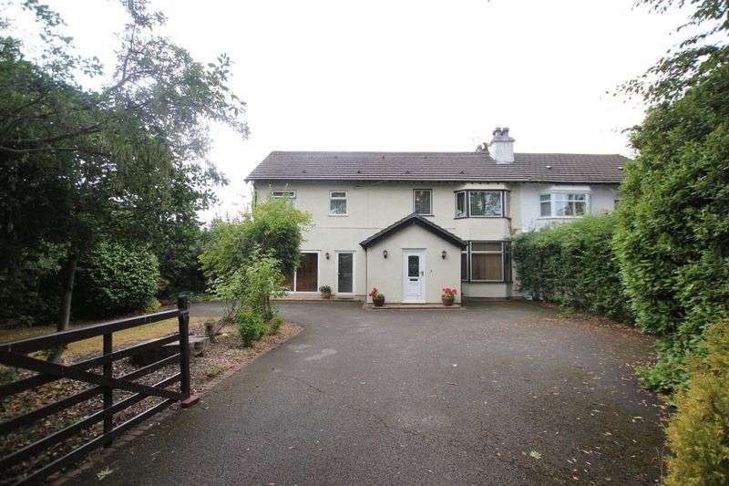 4 Bedrooms Property for sale in Sparks Lane, Thingwall, Wirral