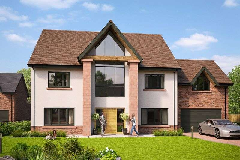 5 Bedrooms Property for sale in Plot 3 - Oldfield Chase, Oldfield Drive, Heswall