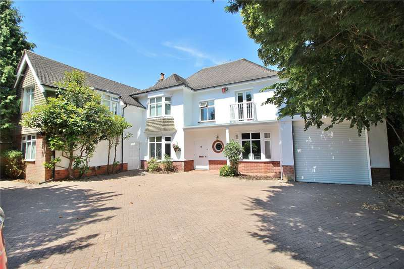 5 Bedrooms Detached House for sale in Poulters Lane, Offington, Worthing, BN14
