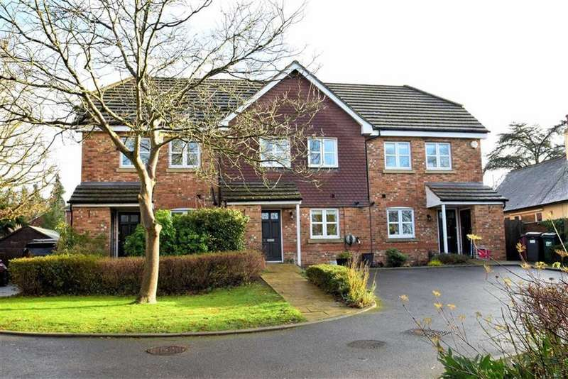 4 Bedrooms Town House for sale in Kidmore End Road, Emmer Green, Reading