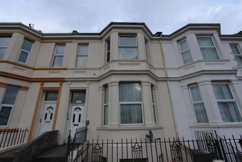 6 Bedrooms Terraced House for sale in Northumberland Terrace, Plymouth