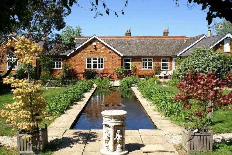 4 Bedrooms Detached Bungalow for sale in Wisley, Woking, Surrey, GU23