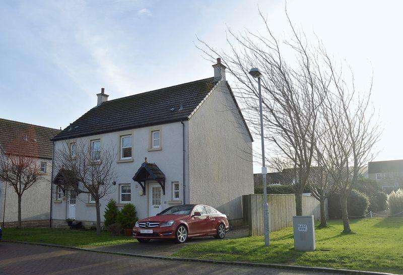 3 Bedrooms Semi-detached Villa House for sale in Castle Square, Doonfoot, Ayr