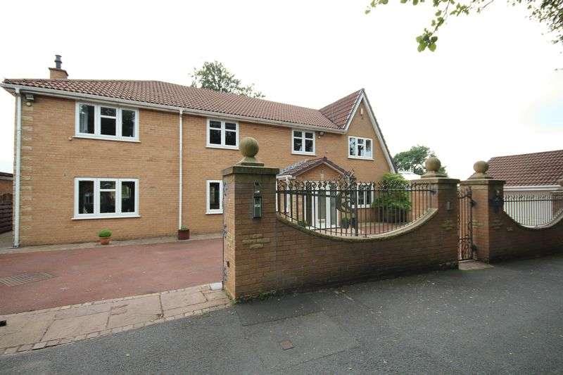 6 Bedrooms Property for sale in HALF ACRE DRIVE, Half Acre, Rochdale OL11 4BU
