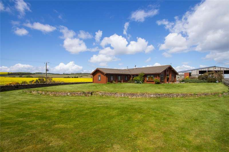 4 Bedrooms Equestrian Facility Character Property for sale in Balnabrechan Lodge, Inverkeilor, Arbroath, Angus, DD11