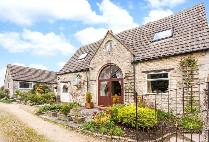 3 Bedrooms Detached House for sale in Smythe Meadow, Skaiteshill, Stroud, Gloucestershire, GL6