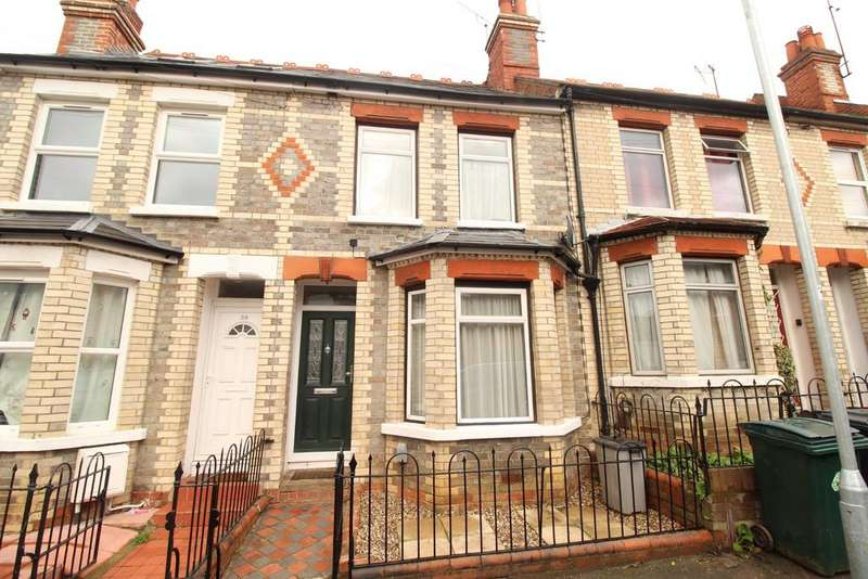 3 Bedrooms Terraced House for sale in Surrey Road, Reading