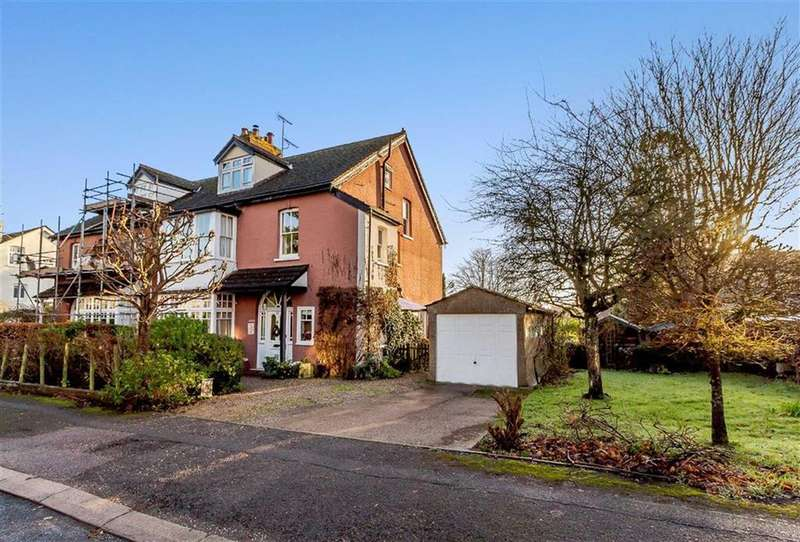 6 Bedrooms Semi Detached House for sale in South Road, Chorleywood