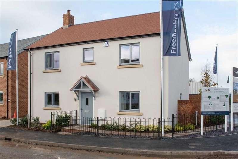 4 Bedrooms Detached House for sale in Oaklands Holt, WEOBLEY, Weobley, Herefordshire