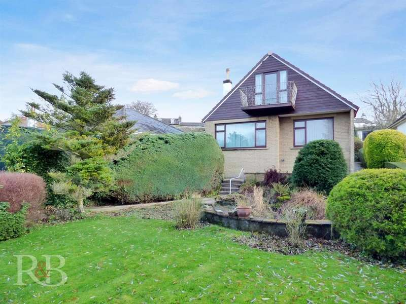 2 Bedrooms Detached Bungalow for sale in Bye Pass Road, Bolton Le Sands, Carnforth
