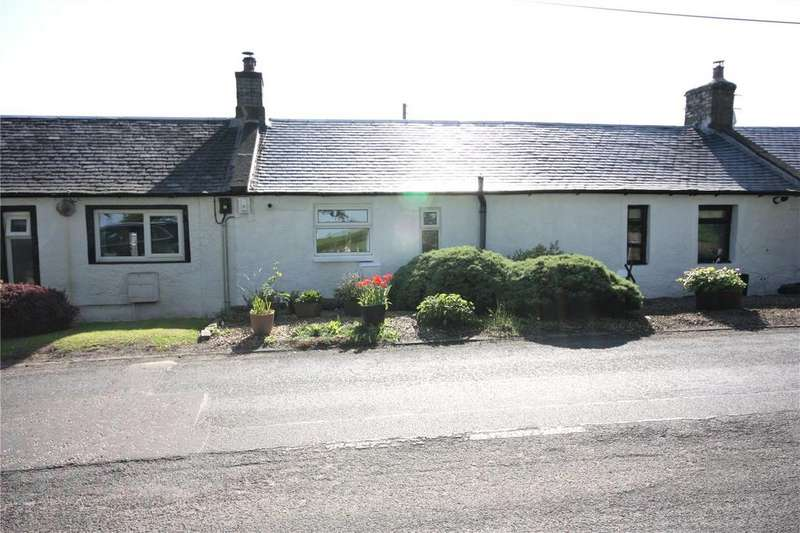 1 Bedroom Bungalow for sale in 6 Perceton Row, Dreghorn, Irvine, North Ayrshire, KA11