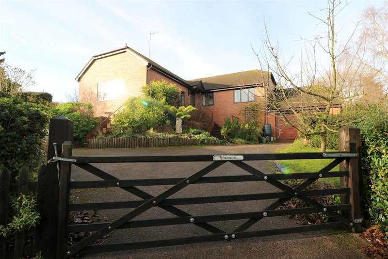4 Bedrooms Detached House for sale in Clifford's Mesne, Newent