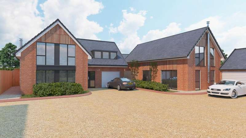 4 Bedrooms House for sale in Chapel Lane, Gorsley