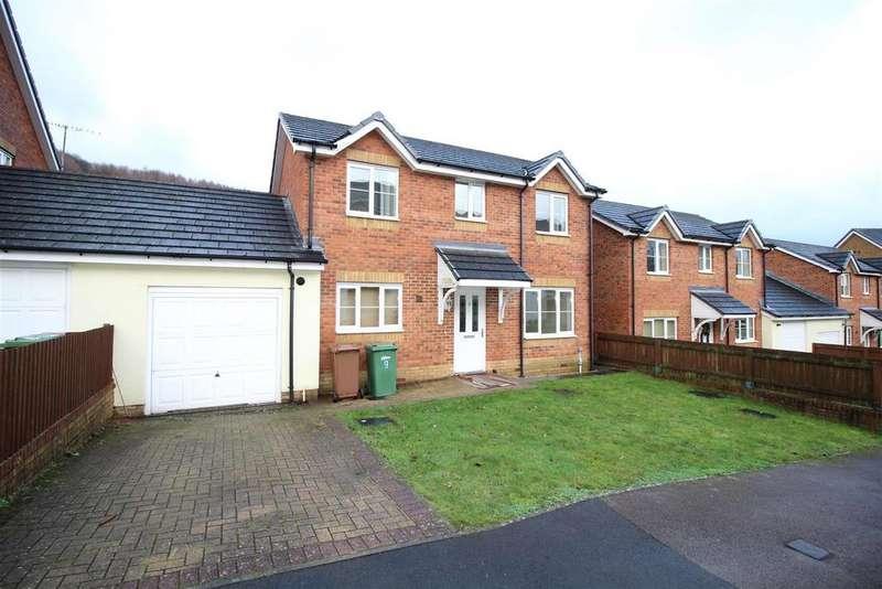 3 Bedrooms Detached House for sale in Valley Meadow Close, Newbridge, Newport