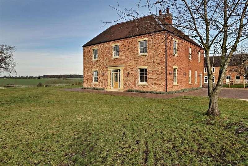5 Bedrooms Link Detached House for sale in Kingstanding, Burton on Trent, Staffordshire