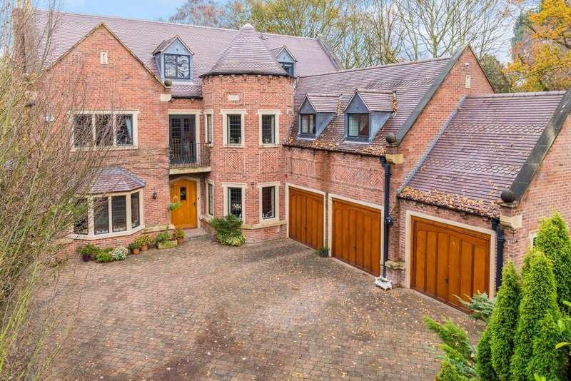 5 Bedrooms Detached House for sale in Spindlewood