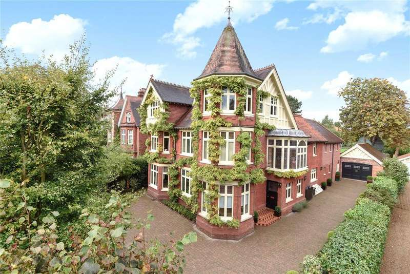 6 Bedrooms Detached House for sale in Unthank Road, Norwich, Norfolk