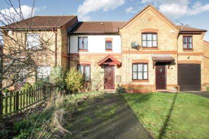 2 Bedrooms Terraced House for sale in Gleneagles Drive, Luton, Bedfordshire