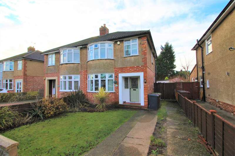 3 Bedrooms Semi Detached House for sale in Western Crescent, Lincoln, LN6 7TD