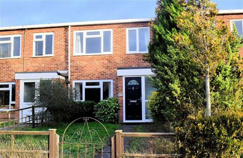 3 Bedrooms Terraced House for sale in Buckingham Drive, Emmer Green, Reading