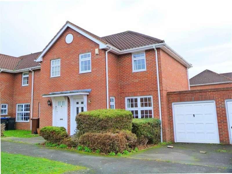 3 Bedrooms End Of Terrace House for sale in Wilkins Grove, Longcroft Lane, Welwyn Garden City