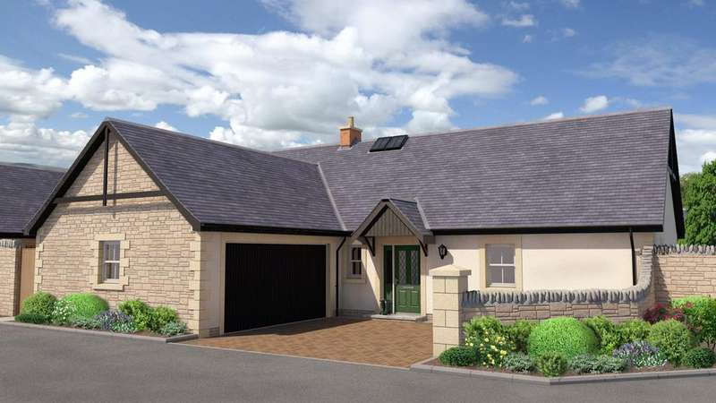 3 Bedrooms Detached Bungalow for sale in Birgham East, Coldstream, Cornhill-on-Tweed, Northumberland