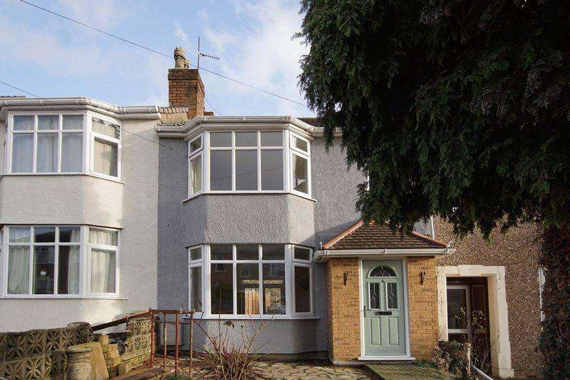 3 Bedrooms Terraced House for sale in Diamond Road, St. George, Bristol, BS5 8HS