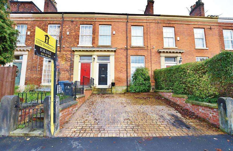 5 Bedrooms Town House for sale in Park Road, Salford 6