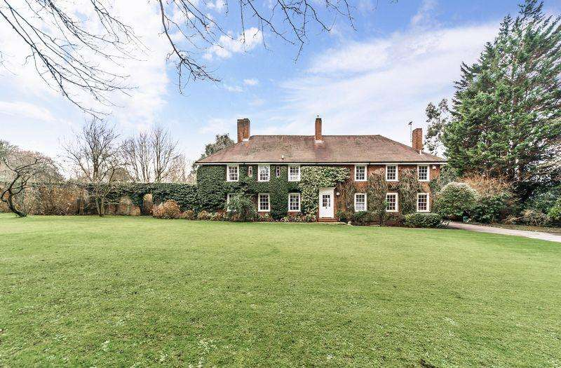 7 Bedrooms Detached House for sale in Church Road, Sevenoaks
