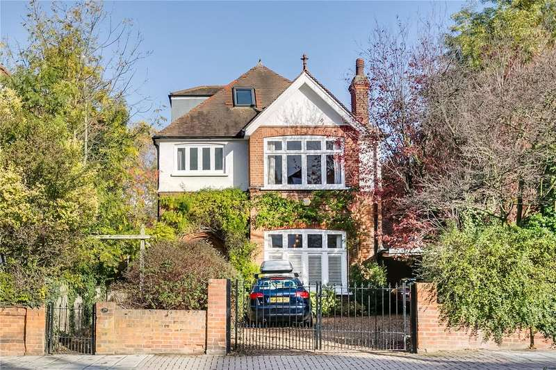 5 Bedrooms Detached House for sale in Lytton Grove, London