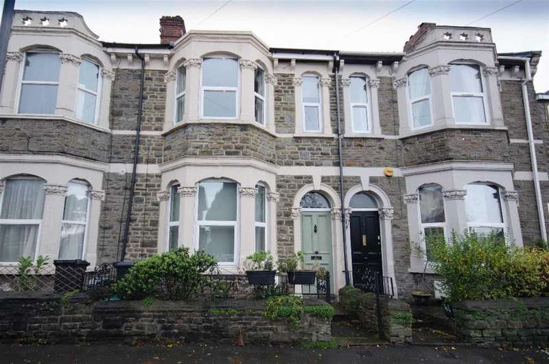 3 Bedrooms Terraced House for sale in High Street, Staple Hill, Bristol, BS16 5HW