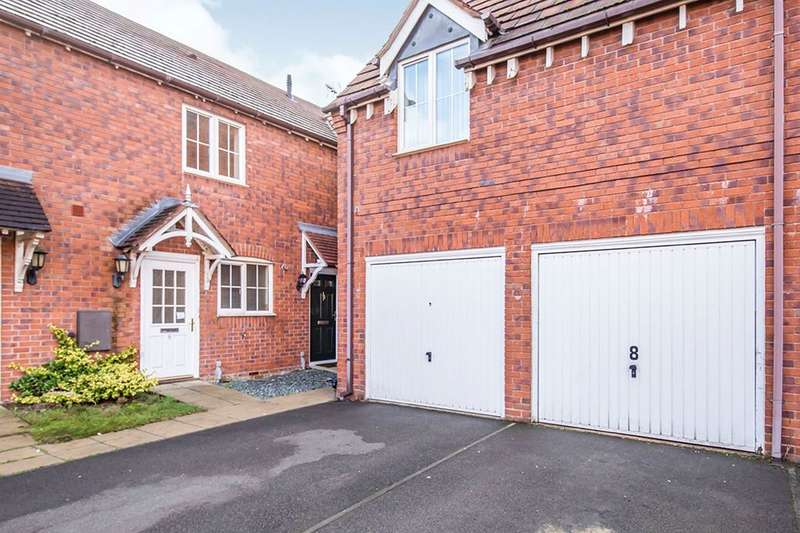 2 Bedrooms Property for sale in West Hyde, Hinckley, LE10