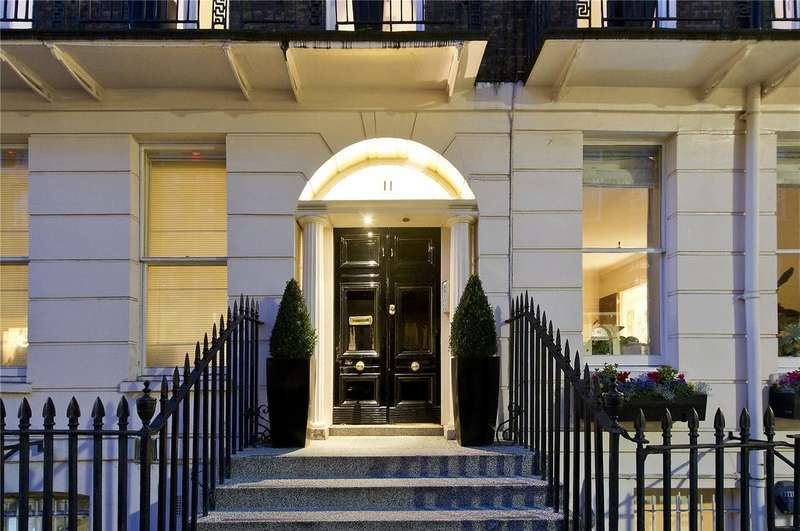 1 Bedroom Unique Property for sale in Chester Street, London, SW1X