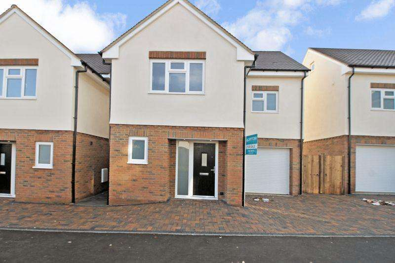 4 Bedrooms Detached House for sale in ****GOVERNMENT HELP TO BUY AVAILABLE****