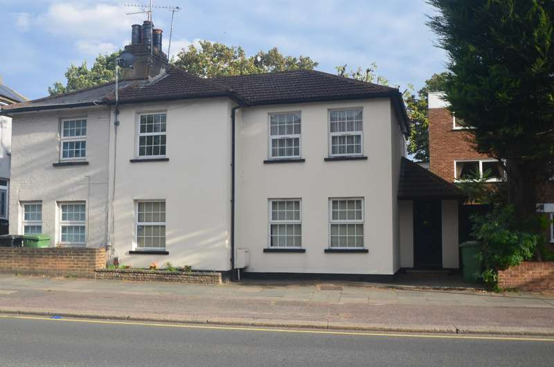 3 Bedrooms Semi Detached House for sale in East Street, Epsom, KT17 1EY