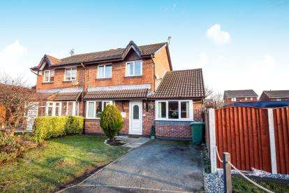 4 Bedrooms Semi Detached House for sale in Coulton Road, Widnes, Cheshire, Tbc, WA8
