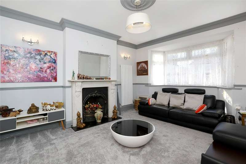 4 Bedrooms Detached House for sale in Ingram Road, Thornton Heath