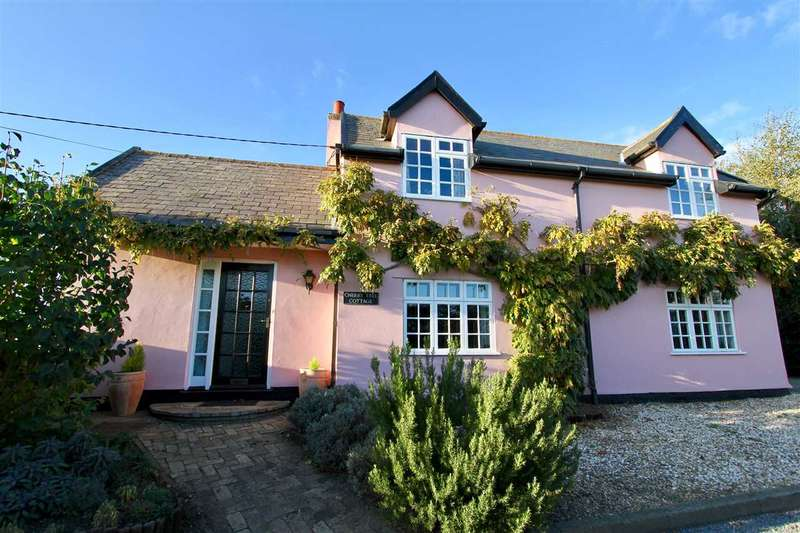 4 Bedrooms Cottage House for sale in The Street, Erwarton, Ipswich, Suffolk