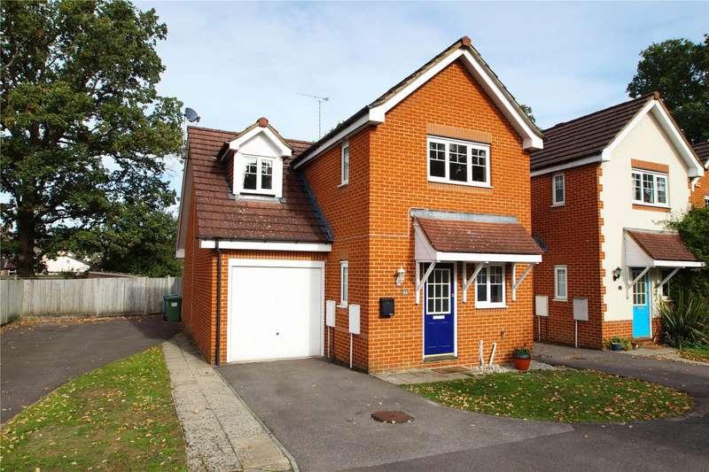 3 Bedrooms Link Detached House for sale in Weaver Moss, Sandhurst, Berkshire, GU47