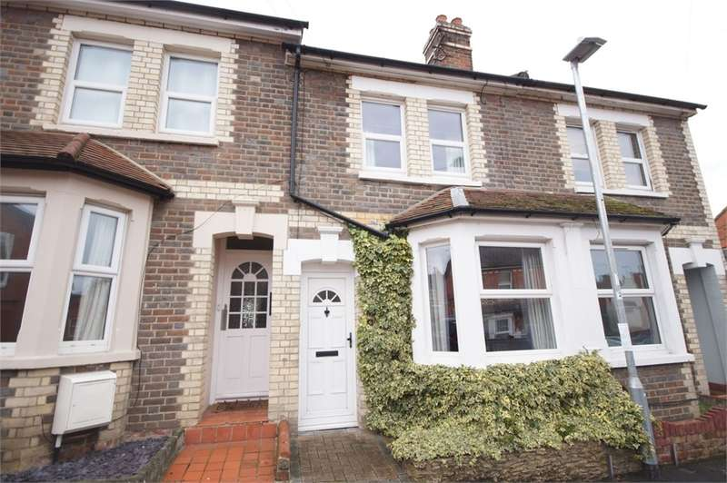 3 Bedrooms Terraced House for sale in Lennox Road, READING, Berkshire