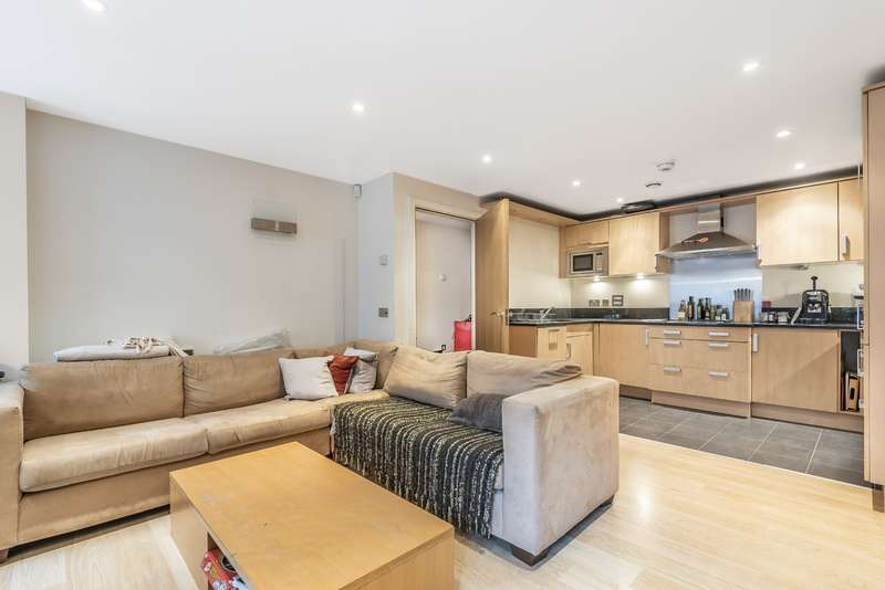 2 Bedrooms Flat for sale in Battersea Square, SW11