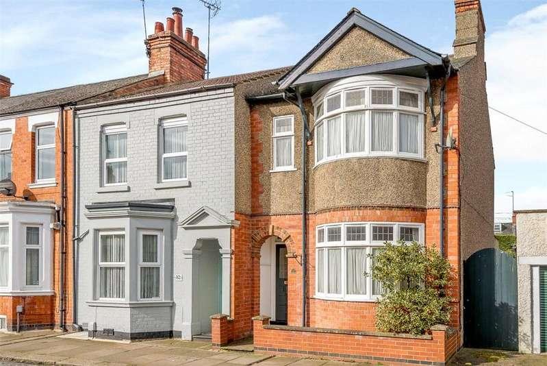 3 Bedrooms House for sale in Sandringham Road, Northampton, Northamptonshire, NN1