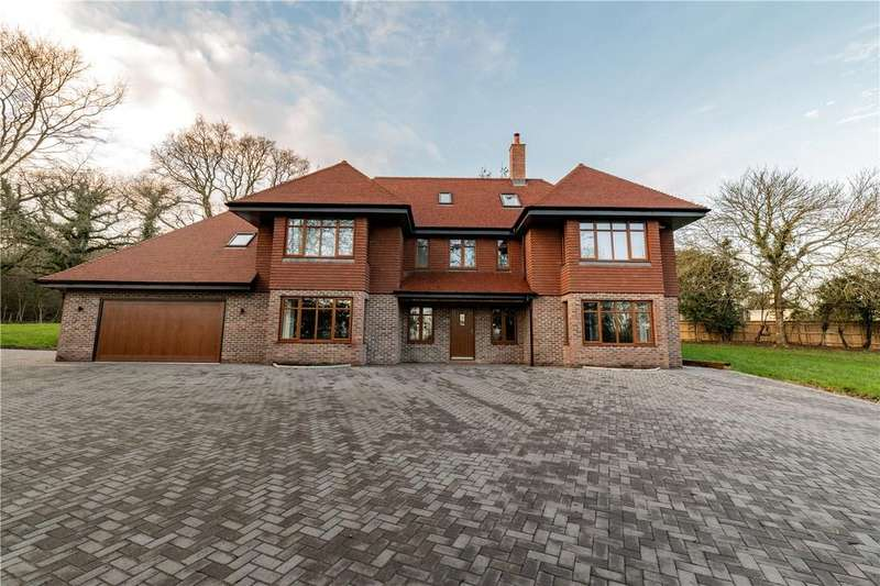 6 Bedrooms Detached House for sale in Whitesmith, Lewes, East Sussex, BN8