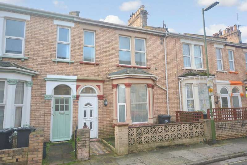 4 Bedrooms Terraced House for sale in Gerston Road Paignton