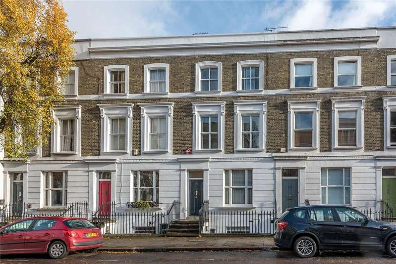 4 Bedrooms Terraced House for sale in Florence Street, Islington, London, N1