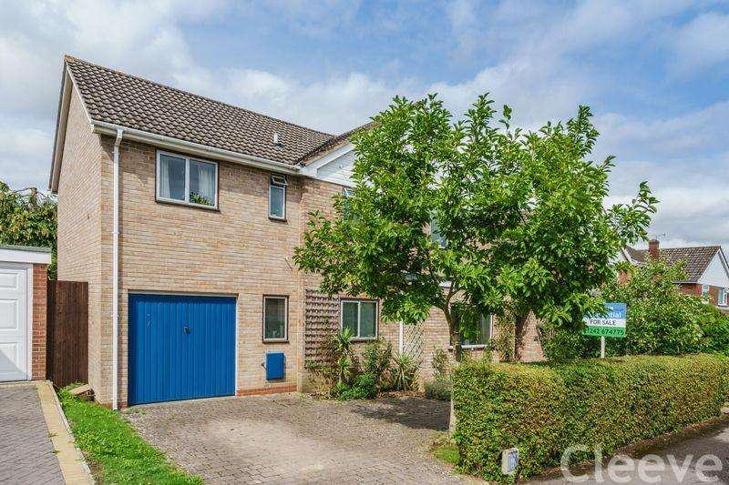 5 Bedrooms Detached House for sale in Parish of Prestbury, Cheltenham