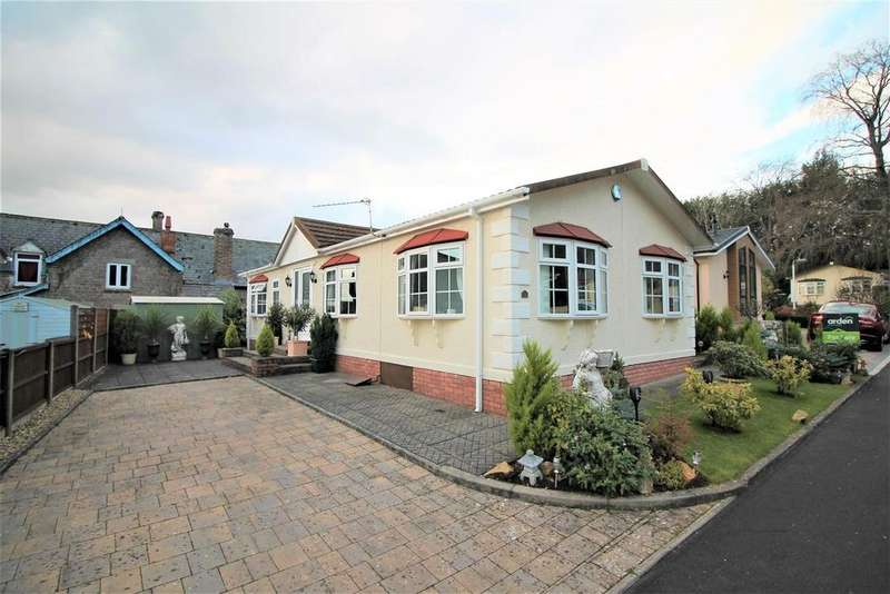 2 Bedrooms Park Home Mobile Home for sale in Clanna Country Park, Alvington, Lydney
